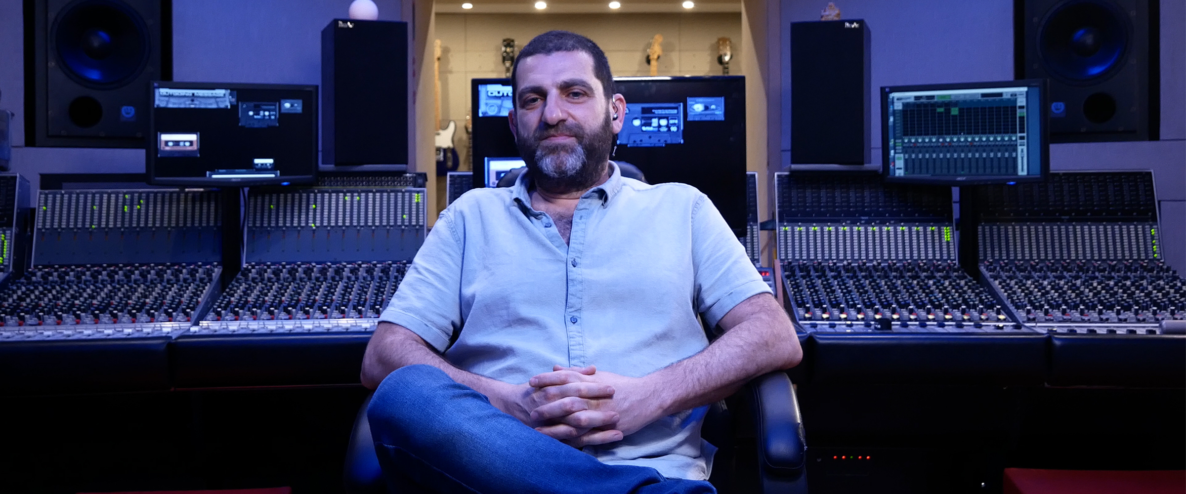 Prep the Mix for Success with Yoad Nevo