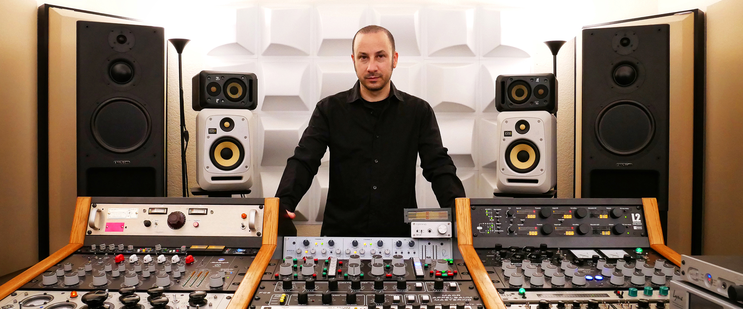 Creative Mastering With Maor Appelbaum