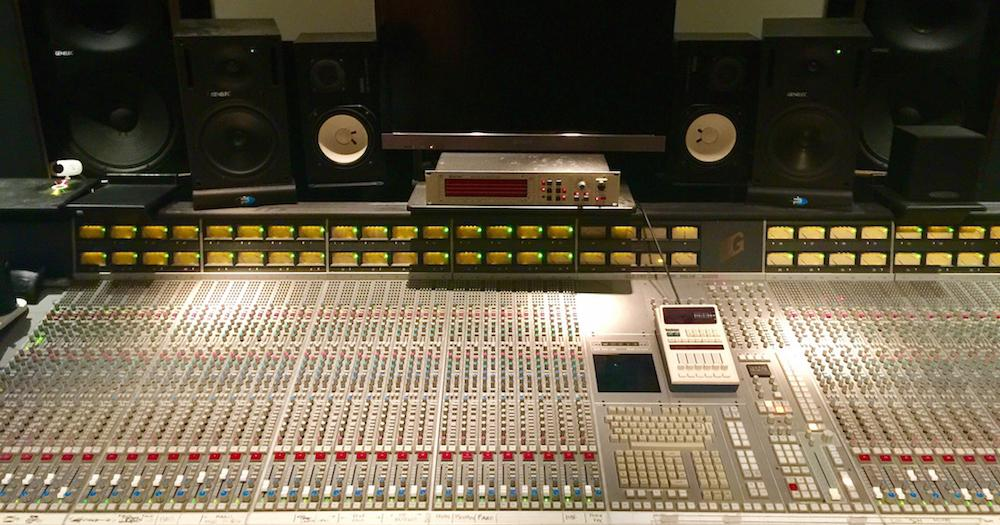 SSL 4000G in Depth